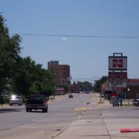 Main Street, Хэйс