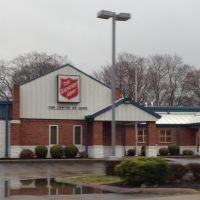 Salvation Army, Баулинг Грин