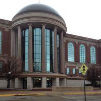 Warren County Justice Center in Bowling Green Kentucky, Баулинг Грин