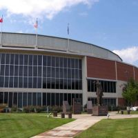 Western Kentucky University Diddle Arena, GLCT, Баулинг Грин