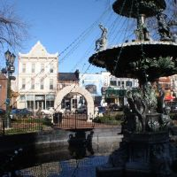 Fountain Square, Баулинг Грин
