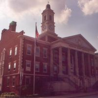 Woodford County Courthouse- Versailles KY, Версаиллес