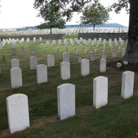 Lebanon National Cemetery, Kentucky Route 208 & Metts Drive, Lebanon, Kentucky, Вествуд