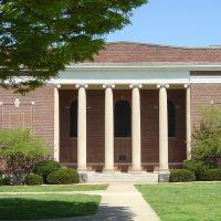 Alumni Gym, Джорджтаун