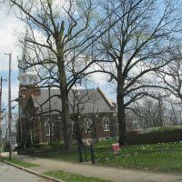 Georgetown KY  Christl.Kirche, Джорджтаун