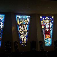 Keneseth Israel Synagogue, Кингсли