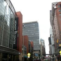 Cincinnati, Aronoff Center for the Arts, Ковингтон