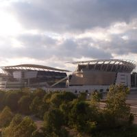 Paul Brown Stadium, Ковингтон