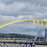 The Dan C Beard Bridge (The Golden Arches), Ковингтон