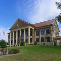 Marion County Courthouse, Ла Фэйетт