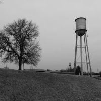 Old water tower, Лексингтон