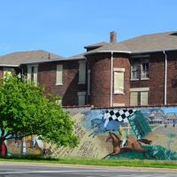 City Mural, Лексингтон