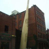 Sometimes you just need a bigger bat., Лоуисвилл