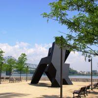 Public Artwork 2 Ohio River Waterfront, Лоуисвилл