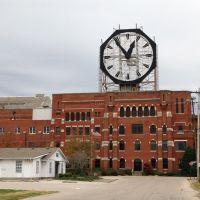 Indiana - Clarksville - Factory Clock, Лоуисвилл