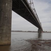 Under the bridge, Лоуисвилл