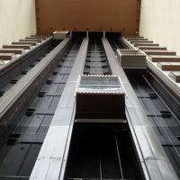 Galt house hotel elevator, Лоуисвилл