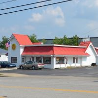 Lees Famous Recipe Chicken, 740 West Main Street, Lebanon, Kentucky, Лудлау