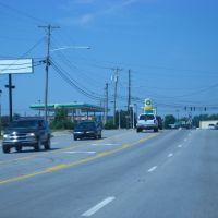 West Main Street, Николасвиль