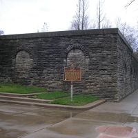 Ohios first publicly owned water system 1821---st, Ньюпорт
