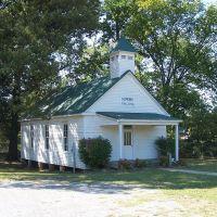 Hopkins Rural School, Clinton County, Kentucky, Олбани