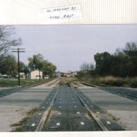 L&N train yard, Парис