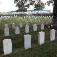Lebanon National Cemetery, Kentucky Route 208 & Metts Drive, Lebanon, Kentucky, Русселл