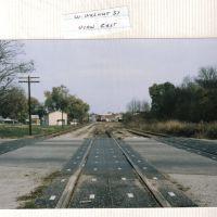 L&N train yard, Русселл