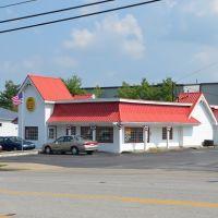 Lees Famous Recipe Chicken, 740 West Main Street, Lebanon, Kentucky, Русселл