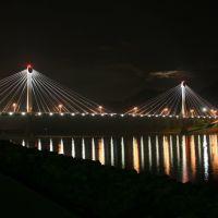 U.S. Grant Bridge (night), Саут-Шор