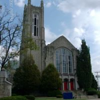 St. Paul United Methodist Church, Bardstown Rd, Сенека-Гарденс