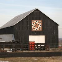 Quilt Barn - along KY 227, Стампинг-Граунд