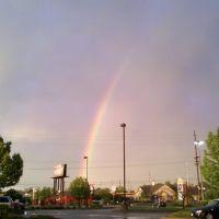 West Buechel rainbow., Стратмур-Гарденс