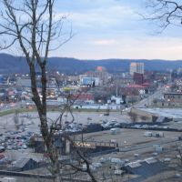 Ashland, Kentucky from Melody Mountain, Флатвудс