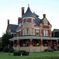 historic home, Флатвудс