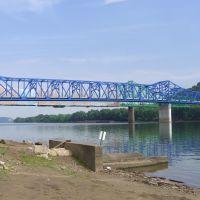 Bridges over the Ohio River, Флатвудс