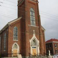 St. Augustine, Форт-Вригт