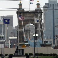 View of Cincinnati from Covington, Форт-Митчелл