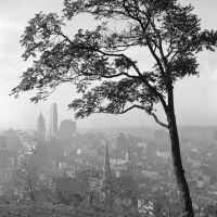 Cincinnati skyline by Nelson Ronsheim, Форт-Митчелл