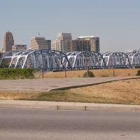 Cincinnati bridge, Форт-Митчелл