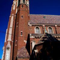 St. John Catholic Church, Covington, Kentucky- circa 1924, Форт-Митчелл