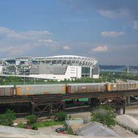 Paul Brown Stadium, Cincinnati, Форт-Митчелл