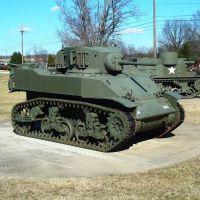 Patton Museum tank, Форт-Нокс