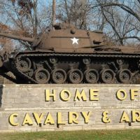 Home of Cavalry & Armor, Форт-Нокс