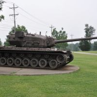 T29E3 heavy tank prototype at Patton Museum, Форт-Нокс