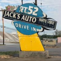 Jacks Used Auto Parts, Форт-Томас