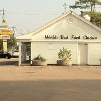 "Is it the ""Worlds Best Fried Chicken""?, Форт-Томас"