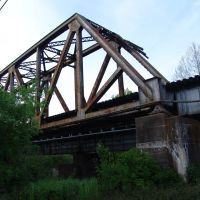 Railroad Bridge  Across Kentucky River, Франкфорт