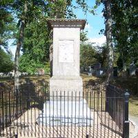 Daniel Boone Gravesite, Франкфорт