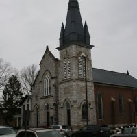 First Methodist Church, Франкфорт